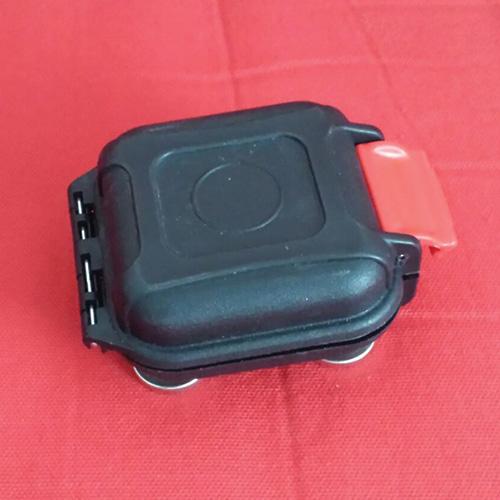 Dispositivo per la localizzazione GPS - Fronte.